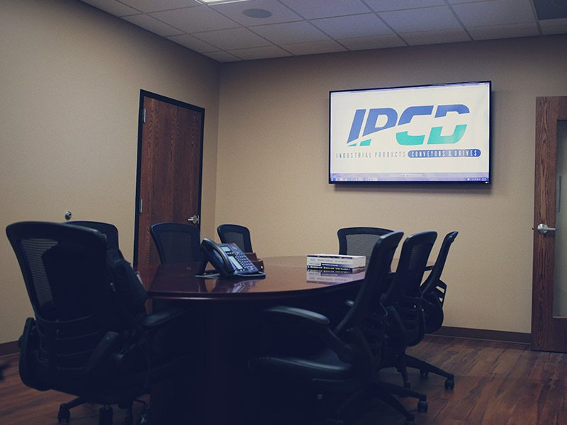 IPCD Conference Room Display